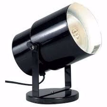 Picture of SATCO Lighting SF77/394 Plant Lamp; Black Finish