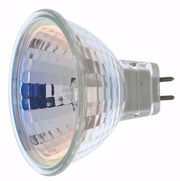 Picture of SATCO S1958 35MR16/NSPFrostedB Halogen Light Bulb
