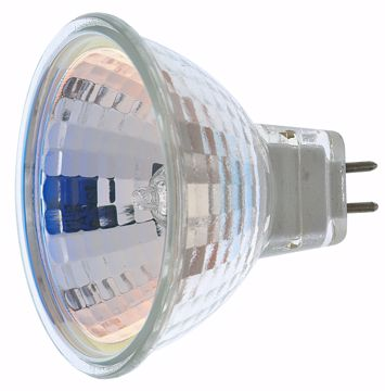 Picture of SATCO S1962 50MR16/NFL EXZ Halogen Light Bulb