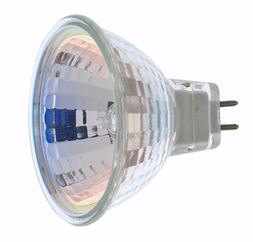 Picture of SATCO S1964 65MR16/FLFPB Halogen Light Bulb