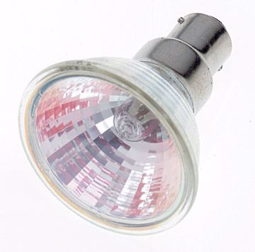 Picture of SATCO S1972 50MRC16/FLDC BAY BA15D Halogen Light Bulb
