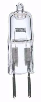 Picture of SATCO S1986 20W BI-PIN 24 VOLT G4 Halogen Light Bulb