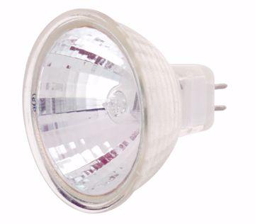 Picture of SATCO S1995 20W MR-16 LENSED SPOT 24 VOLT Halogen Light Bulb