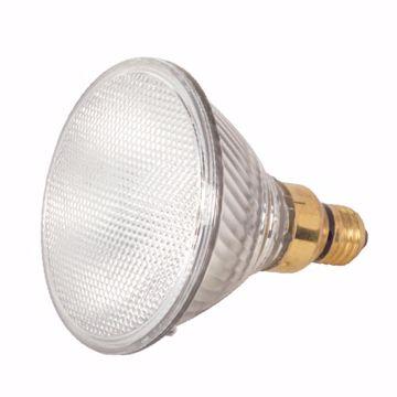 Picture of SATCO S2258 80PAR38/HAL/XEN/NSP/120V Halogen Light Bulb