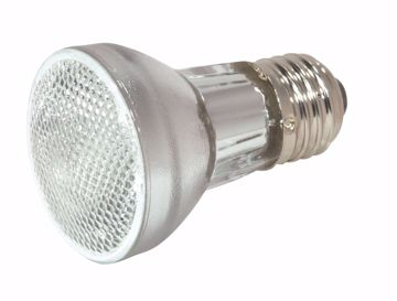 Picture of SATCO S2302 60PAR16/HAL/NSP 130V. Halogen Light Bulb