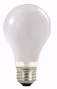 Picture of SATCO S2406 43A19/HAL/ES/SW/120V Halogen Light Bulb