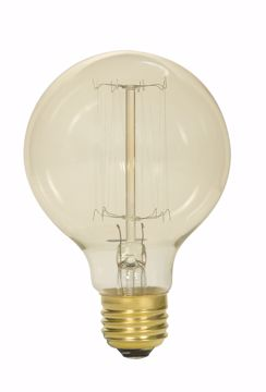 Picture of SATCO S2425 40G25/CL/15S/120V VINTAGE Incandescent Light Bulb