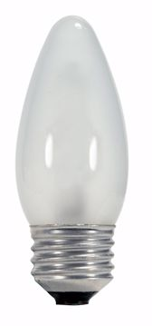 Picture of SATCO S2444 43ETF/HAL/120V/E26 2/CD Halogen Light Bulb