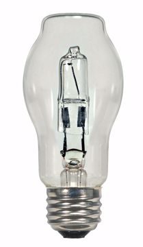 Picture of SATCO S2452 43BT15/HAL/CL/120V/E26 Halogen Light Bulb