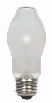 Picture of SATCO S2455 72BT15/HAL/WH/120V/E26 Halogen Light Bulb