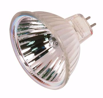 Picture of SATCO S2620 35MR16/T/NSP10/C FrostedB 12V Halogen Light Bulb