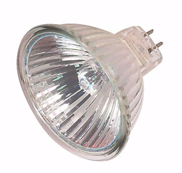 Picture of SATCO S2633 20MR16/IR/WFL60/C 58838 Halogen Light Bulb