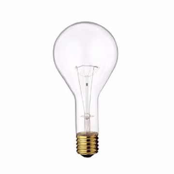 Picture of SATCO S2988 500PS35 CLEAR 130V 16034 Incandescent Light Bulb