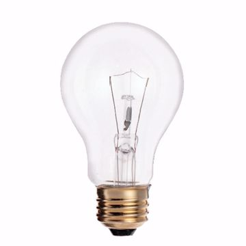 Picture of SATCO S2992 60A19/TS/8M/SS 10442 Incandescent Light Bulb