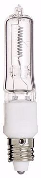 Picture of SATCO S3108 150Q/CL 120 Volt MINI-CAN Halogen Light Bulb