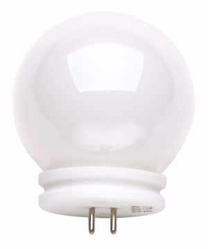 Picture of SATCO S3189 50W G14.4 BALL-LITE Halogen Light Bulb