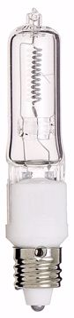 Picture of SATCO S3198 50Q/CL MINI-CAN CLEAR 130V. Halogen Light Bulb