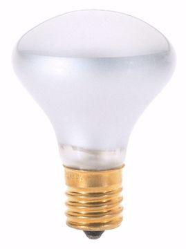 Picture of SATCO S3215 40W R14 INTERMEDIATE BASE Incandescent Light Bulb