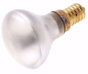 Picture of SATCO S3396 40W R14 SPOT E14 130V Incandescent Light Bulb