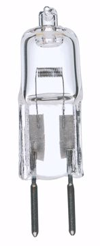 Picture of SATCO S3420 20T3Q/CL BI-PIN Halogen Light Bulb
