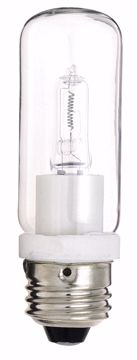 Picture of SATCO S3474 150W DOUBLE ENV. - CLEAR Halogen Light Bulb