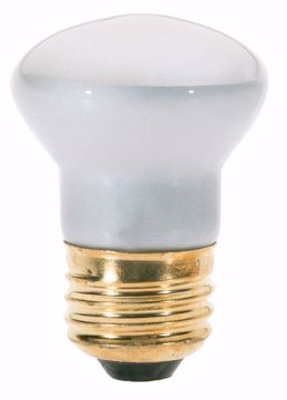 Picture of SATCO S3604 25R14/120V MED Incandescent Light Bulb