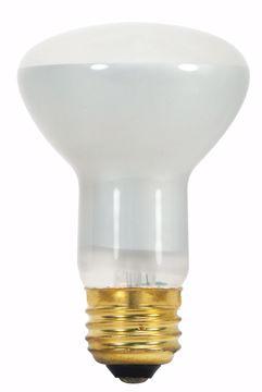 Picture of SATCO S3849 45R20 REFLECTOR 130V Incandescent Light Bulb
