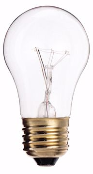 Picture of SATCO S3870 60W A15 APPLIANCE Standard Clear Incandescent Light Bulb