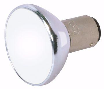 Picture of SATCO S3937 GBF SHATTER 12V 20W BA15D FL Halogen Light Bulb