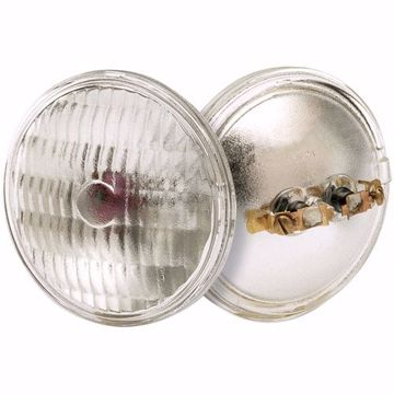 Picture of SATCO S4302 4044 12V 12W ST2 PAR36 C6 Incandescent Light Bulb
