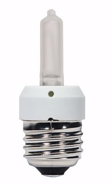 Picture of SATCO S4311 KX40Frosted/3M/E26 Halogen Light Bulb