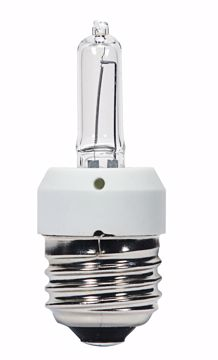 Picture of SATCO S4312 KX60CL/3M/E26 Halogen Light Bulb