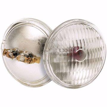 Picture of SATCO S4325 H7550 6V 8W MP2 PAR36 C6 VNSP Incandescent Light Bulb