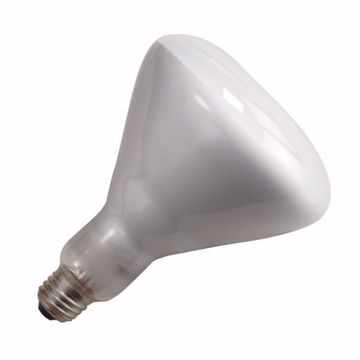 Picture of SATCO S4353 300BR40/FL 120V #14779 MED Incandescent Light Bulb
