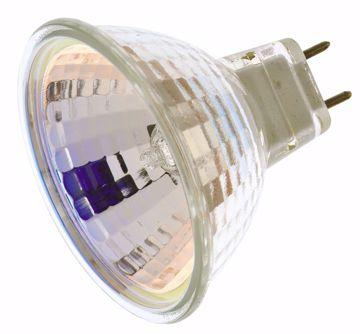 Picture of SATCO S4618 50W MR16/FL/C G-8 BI-PIN 120V Halogen Light Bulb