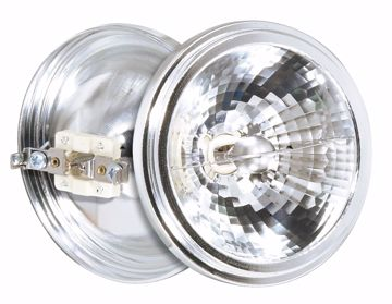 Picture of SATCO S4694 100AR111/8/SP 12V. Halogen Light Bulb
