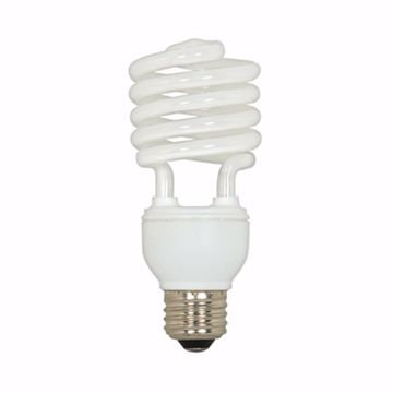 Picture of SATCO S5401 20T2/E26/2700K/120V/1BL Compact Fluorescent Light Bulb