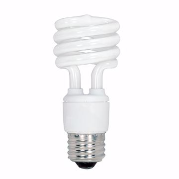 Picture of SATCO S5518 13T2/E26/5000K/120V/1BL Compact Fluorescent Light Bulb