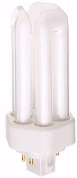 Picture of SATCO S6744 CF18DT/E/841 Compact Fluorescent Light Bulb