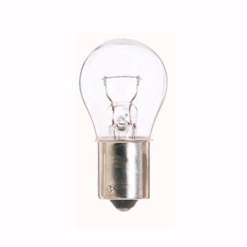 Picture of SATCO S6895 1156 12.8V 26.9W BA15S S8 C6 Incandescent Light Bulb