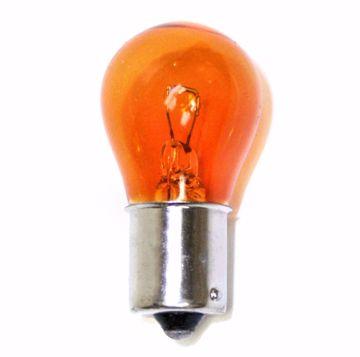 Picture of SATCO S6896 1156NA 12.8V 26.9W BA15S S8 C6 Incandescent Light Bulb