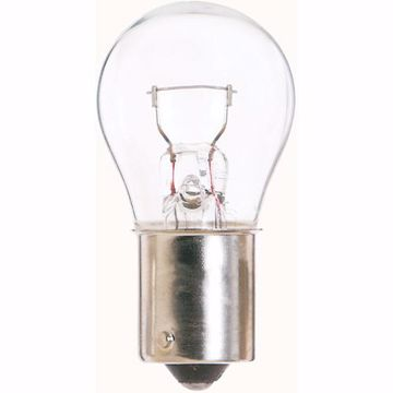 Picture of SATCO S6966 1141 12V 18W BA15S S8 C6 Incandescent Light Bulb