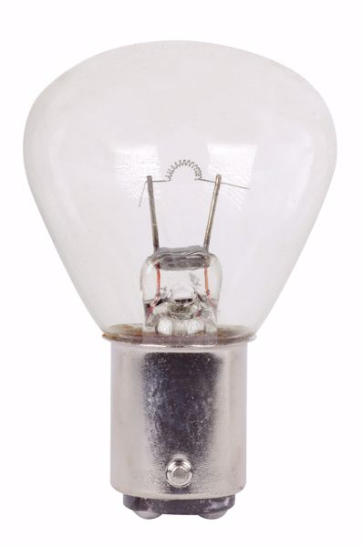Picture of SATCO S7041 1134 6.2V 24W BA15D RP11 C2R Incandescent Light Bulb