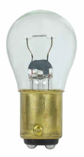 Picture of SATCO S7042 1142 12.8V 18.4W BA15D S8 C6 Incandescent Light Bulb