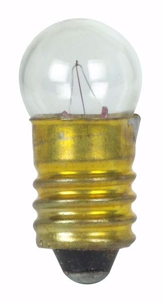 Picture of SATCO S7063 1447 18V 2W E10 G3.5 C2V Incandescent Light Bulb