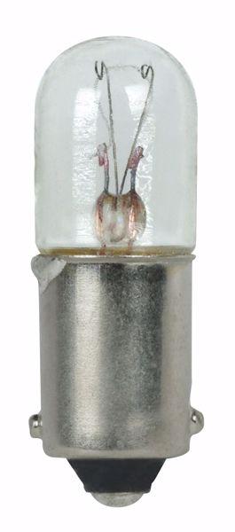 Picture of SATCO S7084 1891 14V 3.4W BA9S T3.25 Incandescent Light Bulb