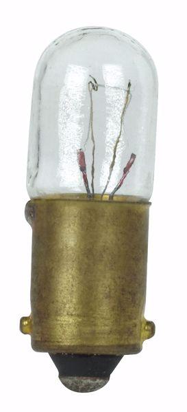 Picture of SATCO S7085 1892 14.4V 1.7W BA9S T3 1/4 Incandescent Light Bulb
