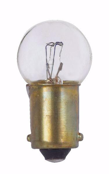 Picture of SATCO S7087 1895 14V 3.8W BA9S G4.5 C2F Incandescent Light Bulb