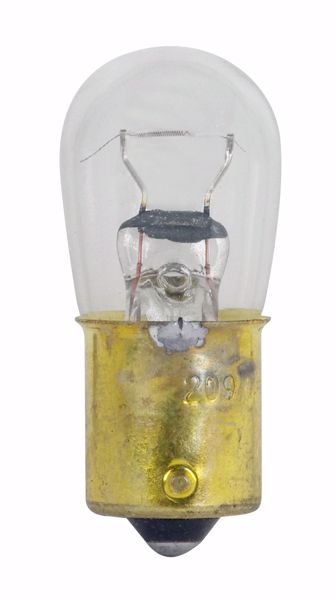 Picture of SATCO S7091 209 6.5V 11.6W BA15S B6 C6 Incandescent Light Bulb