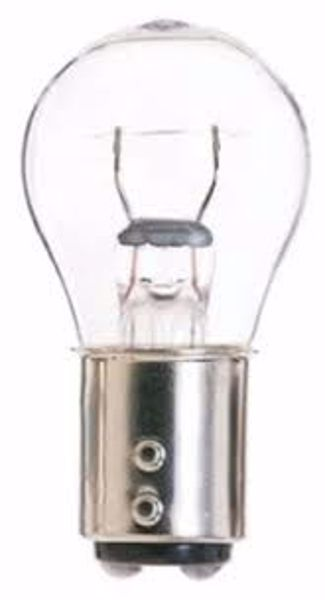 Picture of SATCO S7092 210 6.5V 11.5W BA15D B6 C6 Incandescent Light Bulb